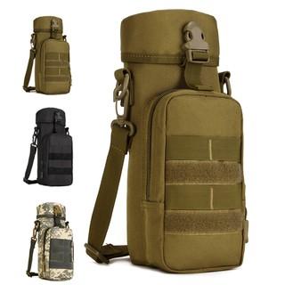 Túi đựng bình nước có lót giữ nhiệt 800ml- hình chụp thật