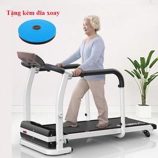 Máy chạy bộ điện Fitness cho người cao tuổi bảo hành 12 tháng - đổi trả miễn phí trong 7 ngày