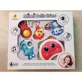 Bộ đồ chơi xúc xắc 5 món Mimi Bells – Siêu Thị TT