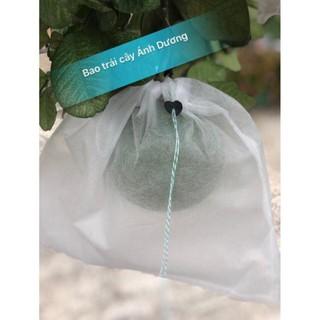 SET 10 Túi bọc trái cây 30x30,2cm bằng vải không dệt chuyên dùng bọc Xoài Cát Hòa Lộc, Xoài Đài Loan, Bưởi Năm roi