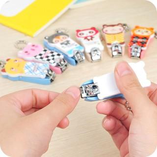Bấm móng tay hình thú cho bé siêu dễ thương thumbnail