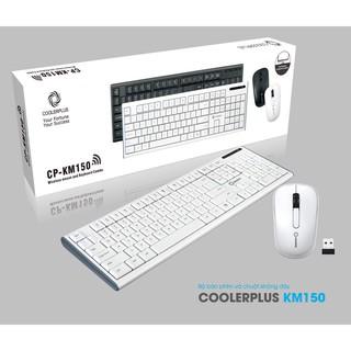 Combo chuột phím không dây Coolerplus CP-KM150