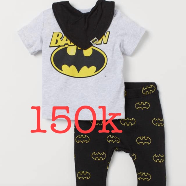 Set Batman xuất