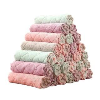 [Mã 157FMCGSALE giảm 8% đơn 500K] [Combo 10 khăn hoặc 5 khăn ] Khăn lau đa năng 2 mặt kích thước 27cmx15cm thumbnail