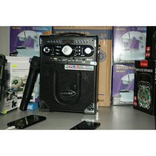 Loa S8 – Loa Daile S8 giá tốt – Giao hàng miễn phí tại Tp Vĩnh Long – kèm 02 micro , bảo hành 03 tháng