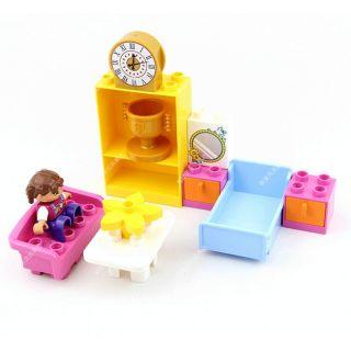 Chi tiết nội thất cho bé tương thích lego duplo thumbnail