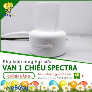 Van chân không SPECTRA - phụ kiện máy hút sữa