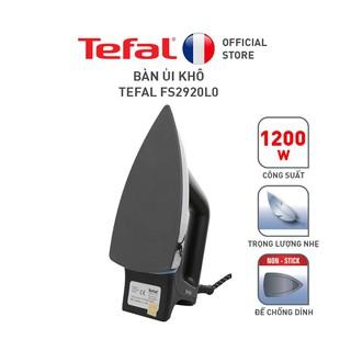 Bàn ủi khô Tefal FS2920L0