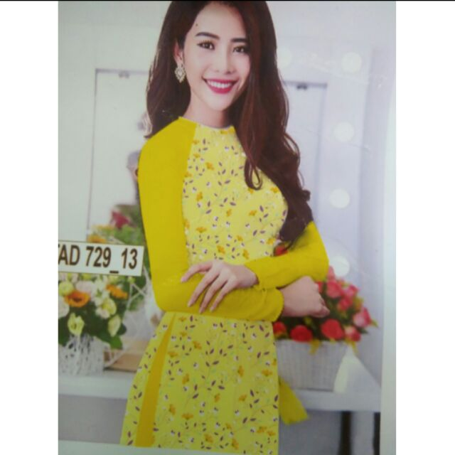 Vải áo dài lụa Nhật 3d - 2722693 , 938480842 , 322_938480842 , 360000 , Vai-ao-dai-lua-Nhat-3d-322_938480842 , shopee.vn , Vải áo dài lụa Nhật 3d