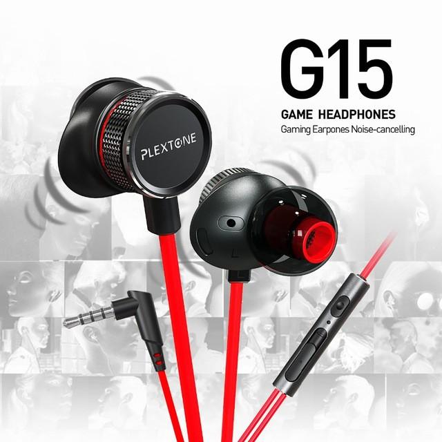 Tai nghe Plextone G15 thể thao - phiên bản mới nhất