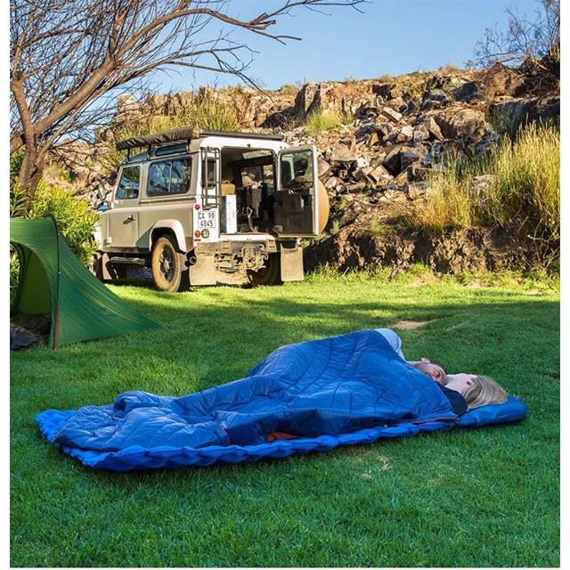 Nệm gấp Naturehike hơi đôi cắm trại du lịch dã ngoại nệm ngủ êm Campoutvn A065