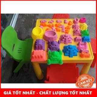 [BÁN CHẠY] Bộ đồ chơi tạo hình cát động lực cho bé
