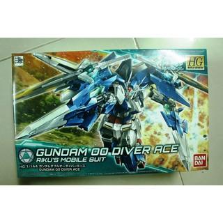 Mô hình lắp ráp HG BD 1/144 Gundam 00 Diver Ace Bandai