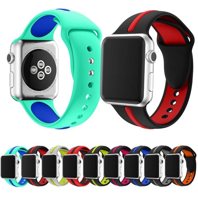 Dây thay thế cho đồng hồ thông minh Iwatch 42mm 38mm bằng silicone - 22403093 , 1383112488 , 322_1383112488 , 399800 , Day-thay-the-cho-dong-ho-thong-minh-Iwatch-42mm-38mm-bang-silicone-322_1383112488 , shopee.vn , Dây thay thế cho đồng hồ thông minh Iwatch 42mm 38mm bằng silicone