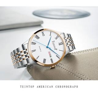 [Mã FABRR5503 giảm 20% đơn 249K] Đồng hồ nam chính hãng Teintop T7017-8