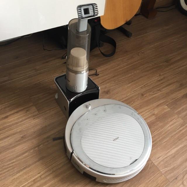Robot hút bụi HAIER TAB-T550WSC