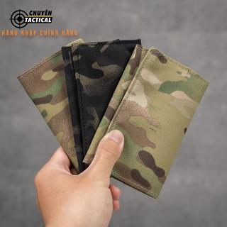 Ví Gập dáng đứng thời trang nam Chuyentactical CT-Trifold Wallet