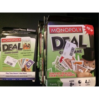 Monopoly Deal tiếng Anh – Board Game