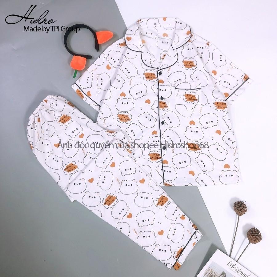 Mặc gì đẹp: Mát mẻ với [Mã SKAMPUSH10 giảm 10% đơn 200K] Bộ ngủ pijama tay ngắn quần dài siêu xinh