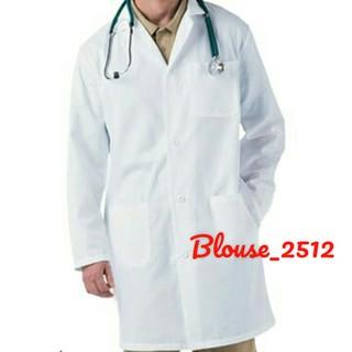 [Giá sỉ] Áo blouse bác sĩ KAKI NAM dài tay