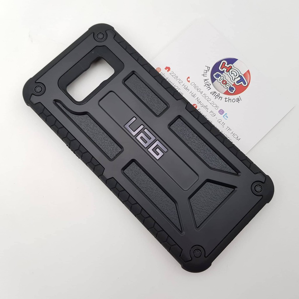 Ốp lưng chống shock UAG Monarch loại 1 cho Samsung S8 Plus