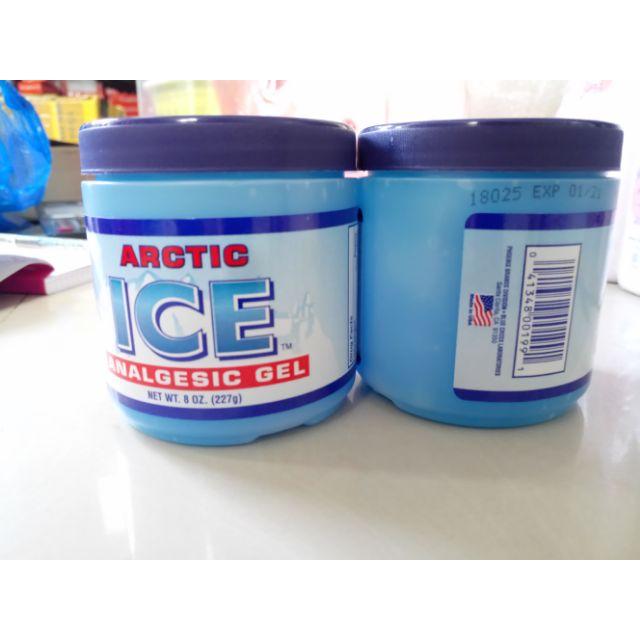 1 hủ Gel xoa bóp ICE