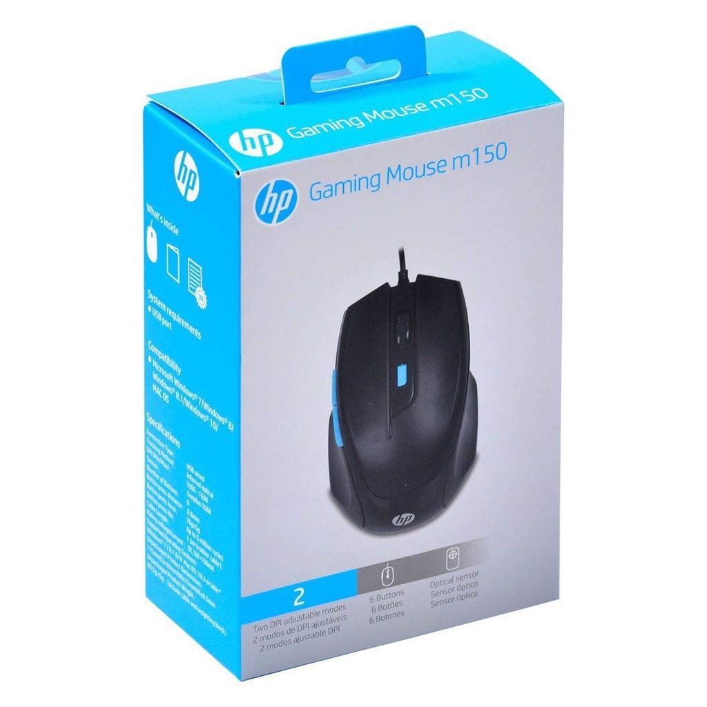 [Tặng 1 Lót Chuột] Chuột máy tính Gaming HP M150 chơi game, làm việc, học tập
