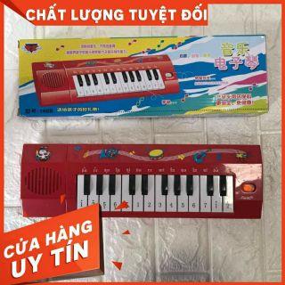 Đàn piano chạy 3 pin tiểu