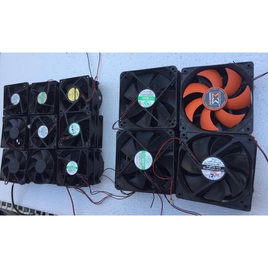 Quạt tản nhiệt Fan 12 Cm 12V