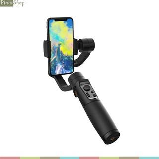 Hohem ISteady Mobile+ - Gimbal Chống Rung Dành Riêng Cho Điện Thoại Smartphone, Nhận Diện Khuôn Mặt, Theo Dõi Chuyển Độn thumbnail