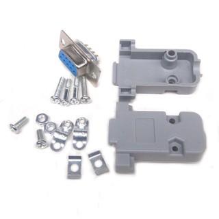 [VN] 5 vỏ ốp nhựa cho đầu hàn DB9 (COM, RS232) không bao gồm giắc