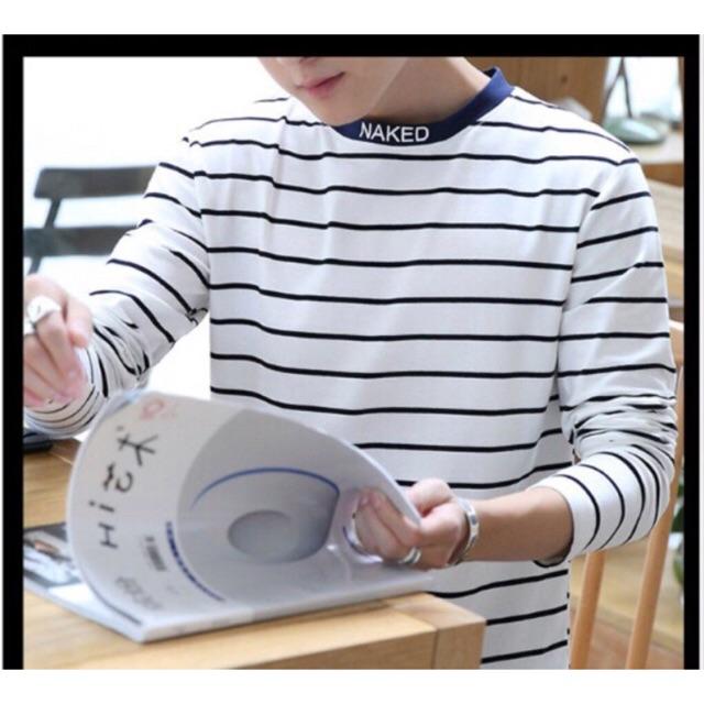 Bộ sưu tập áo phông dài tay dành cho nam nữ