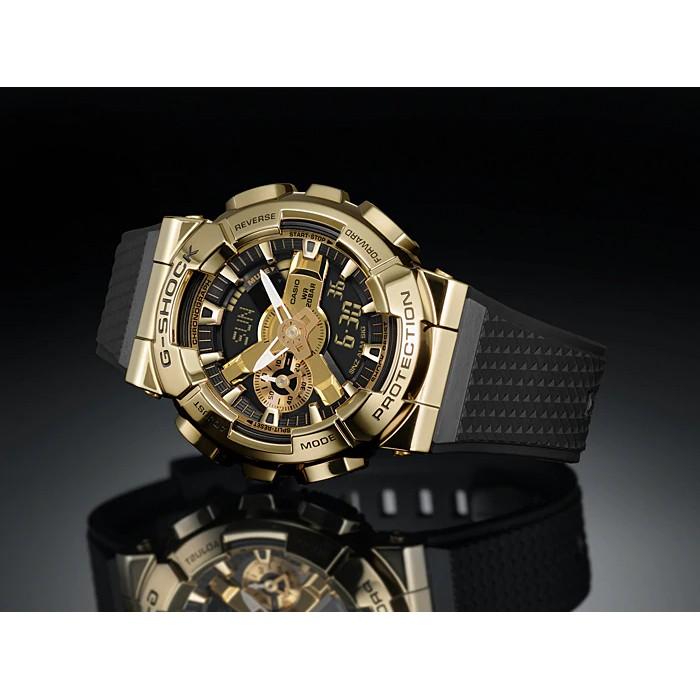 [Mã FARSBR243 giảm 15% đơn 249K] Đồng hồ Casio nam G-Shock GM-110G-1A9DR