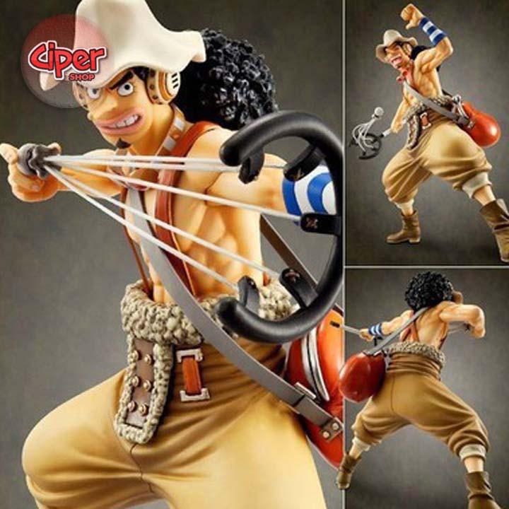 Mô hình Usopp POP - Mô hình One Piece