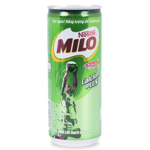 Sữa Milo Nestle Lon 240 ML - 3296358 , 992476104 , 322_992476104 , 11000 , Sua-Milo-Nestle-Lon-240-ML-322_992476104 , shopee.vn , Sữa Milo Nestle Lon 240 ML