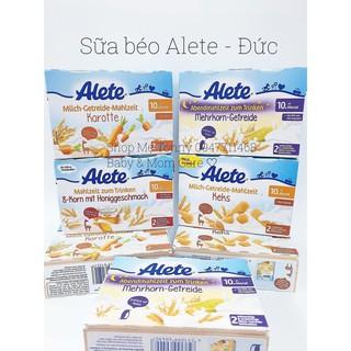 Sữa nước béo Alete nội địa Đức ( date t10 2021) thumbnail