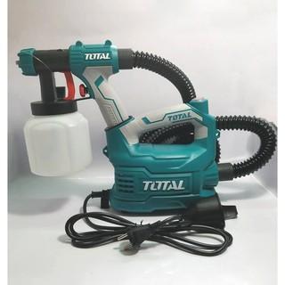 máy phun sơn dùng điện Total 500w