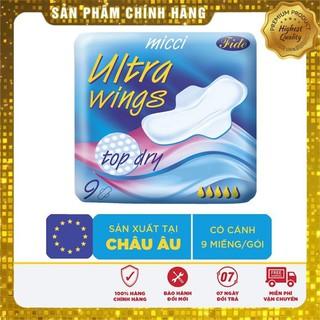 BVS Micci Ultra Wing-Châu Âu Combo 3 Gói