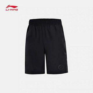 [Thanh Lí Tồn Size L+XL] Short Gió Cao Cấp LINING WADE AKSN181-3 thumbnail