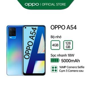 Điện Thoại OPPO A54 (4GB 128GB) - Hàng Chính Hãng thumbnail