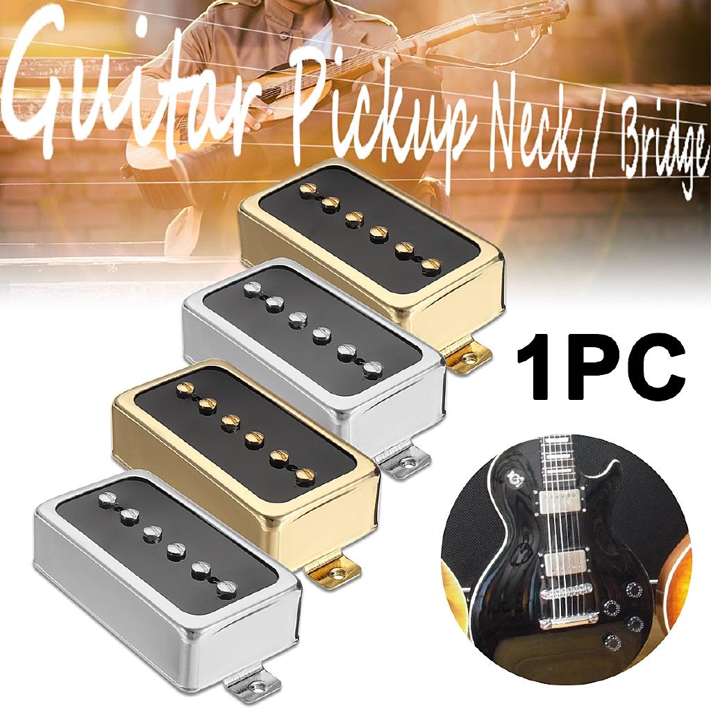 NEW AlNiCo V P90, Humbucker size Single Coil Pickup, HB90 Neck or Bridge