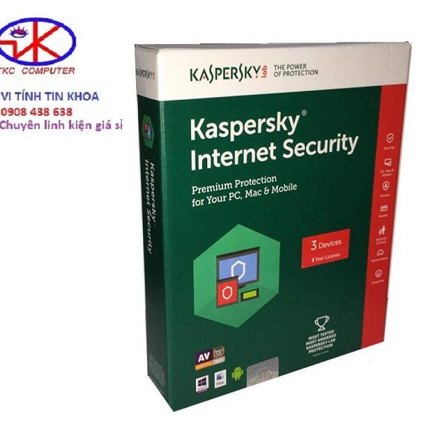 Kaspersky Internet Security 2018 3PC FULL BOX . Phần mềm diệt virut Bản quyền 3 MÁY 1 NĂM. - 2855795 , 363244805 , 322_363244805 , 570000 , Kaspersky-Internet-Security-2018-3PC-FULL-BOX-.-Phan-mem-diet-virut-Ban-quyen-3-MAY-1-NAM.-322_363244805 , shopee.vn , Kaspersky Internet Security 2018 3PC FULL BOX . Phần mềm diệt virut Bản quyền 3 MÁY