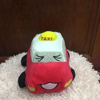 Xe taxi đỏ