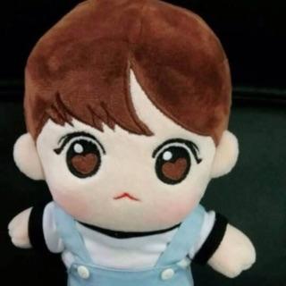 [CÓ SẮN,CÓ MÔNG ĐÀO] Only Doll JungKook 20cm,tặng kèm quà