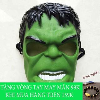 Hữu Hùng Store – Mặt Nạ Hulk T6 Giá Siêu Rẻ