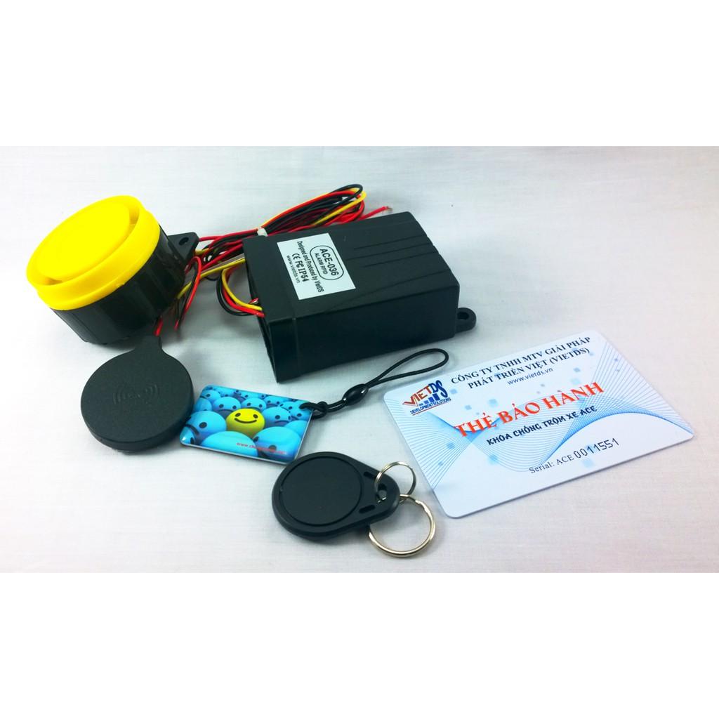 Khoá chống trộm xe máy bằng thẻ từ FastLock V1 (RFID) - 2402472 , 5304827 , 322_5304827 , 275000 , Khoa-chong-trom-xe-may-bang-the-tu-FastLock-V1-RFID-322_5304827 , shopee.vn , Khoá chống trộm xe máy bằng thẻ từ FastLock V1 (RFID)