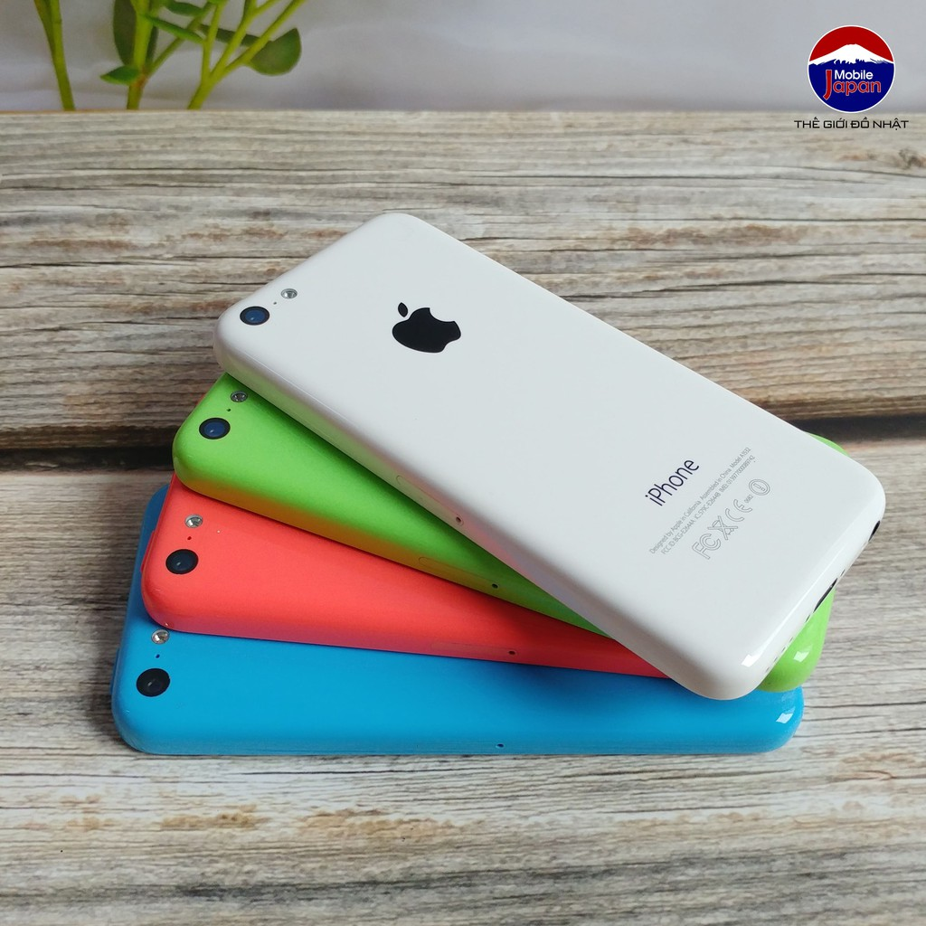 Điện thoại Iphone 5C quốc tế Chính Hãng 16GB