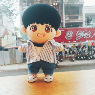 (CÓ SẴN) Only doll BTS V Cypher Tae