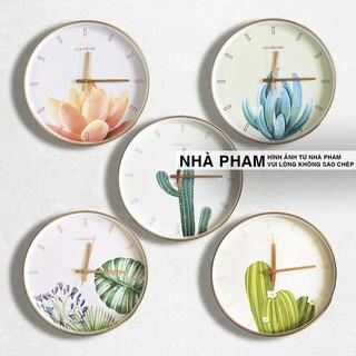 Đồng Hồ Kim Trôi PHAM (NO1->10) 30cm