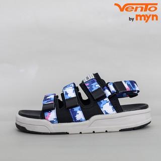 Giày sandal Nam Nữ ⭐FREESHIP⭐Streetstyle⭐Sandal Vento 1001 Blue Camo